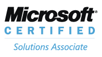 Microsoft Certified Solutions Associate MCSA