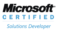 Microsoft Certified Solutions Developer MCSD