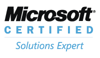 Microsoft Certified Solutions Expert MCSE